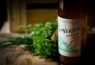 Verjus-cuisine