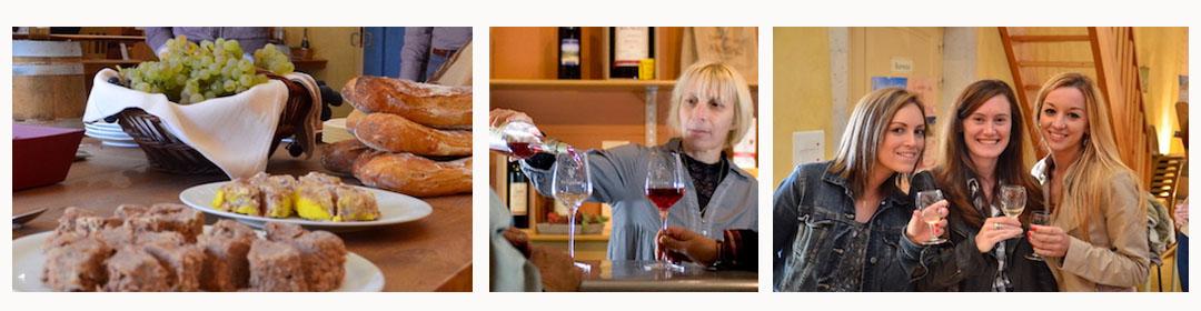 Visite et dégustation du vignoble du Domaine du Siorac en AOC Bergerac