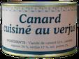 Canard au Verjus