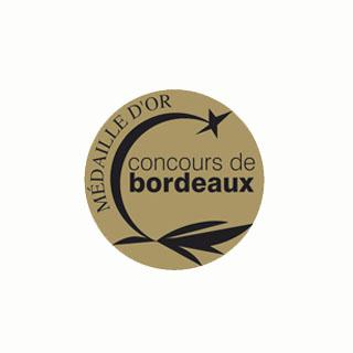 Médaille d'or au Domaine du Siorac pour le vin blanc sec 2015