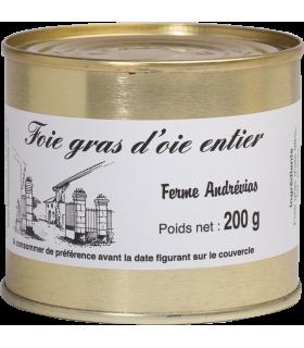 produits du terroir - foie gras oie
