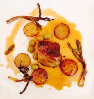 Recette foie gras au Verjus du Périgord