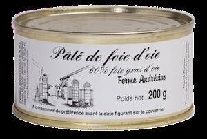 produits du terroir - pâté de foie d'oie