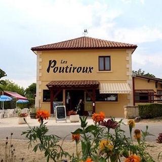 Les Poutiroux, partenaire dégustation des vins de Bergerac du Domaine du Siorac.
