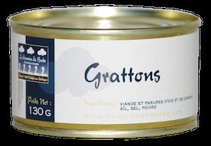 produits du terroir - grattons