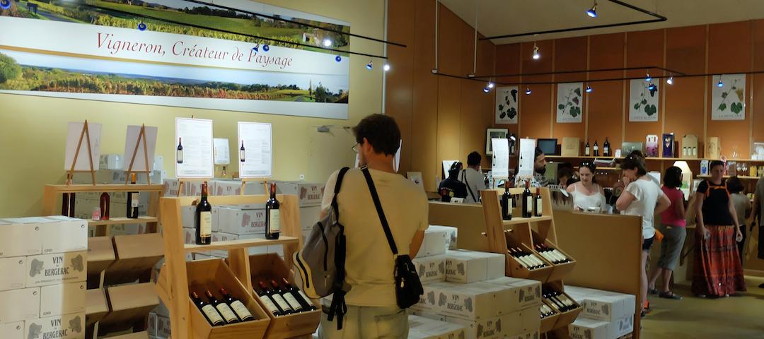 Visite du vignoble, dégustation, accueil et vente à la propriété - vins AOC Bergerac