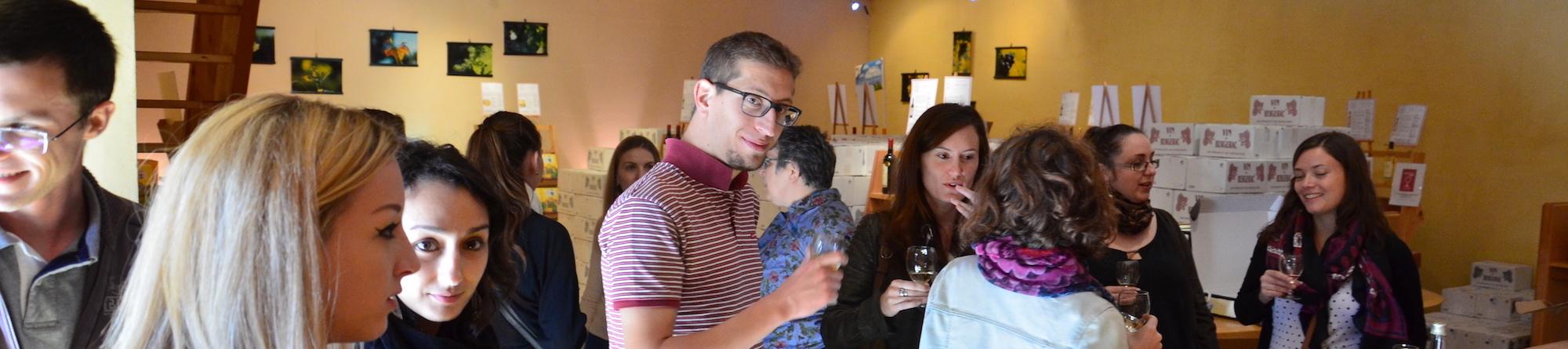 Dégustation de vins de Bergerac et Repas Vigneron