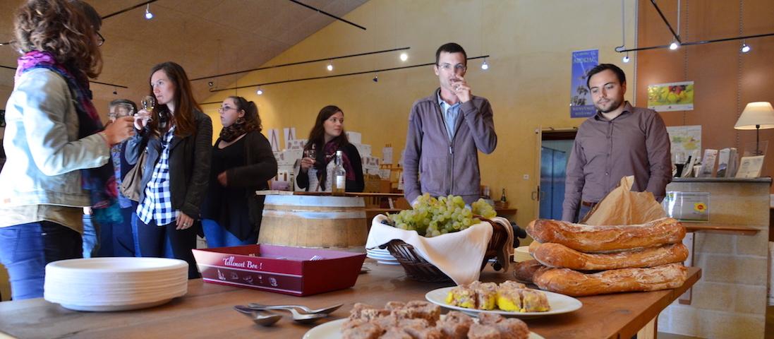 Dégustation de nos vins AOC Bergerac accompagnée de produits du terroir - Tourisme et Oenotourisme