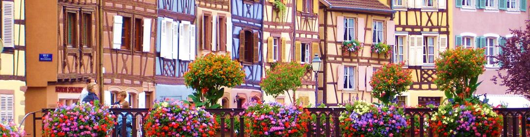 Les tournées livraison du Domaine du Siorac dans la Région Alsace