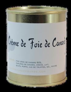 produits du terroir - creme de foie de canard