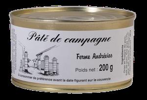 produits du terroir - pâté de campagne