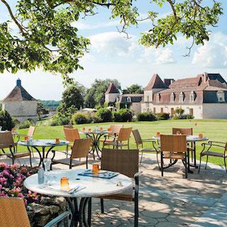 Le Château des Vigiers, partenaire gastronomique des vins de Bergerac du Domaine du Siorac.