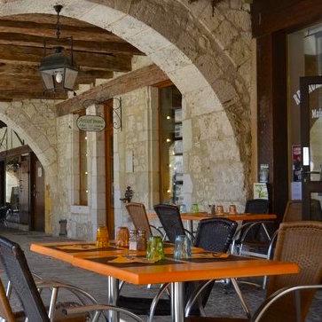 La Crêperie d'Eymet, partenaire gastronomique des vins de Bergerac du Domaine du Siorac.