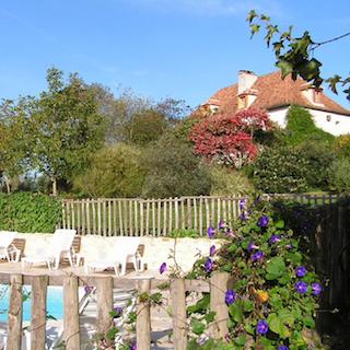 La ferme de Pazier, partenaire hébergement des vins de Bergerac du Domaine du Siorac.