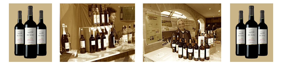 Salon, Foire et Dégustation Vins AOC Bergerac - Salon Coulommiers