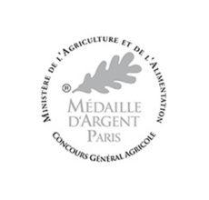 Le rosé 2016 médaillé d'argent au concours agricole de paris 2017