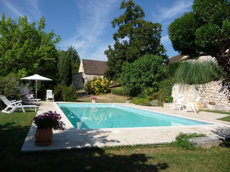 Gîte Le Blancou, un des partenaires hébergeurs du Domaine du Siorac